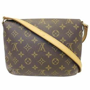 LOUIS VUITTON Musette Tango Strap Shoulder Bag